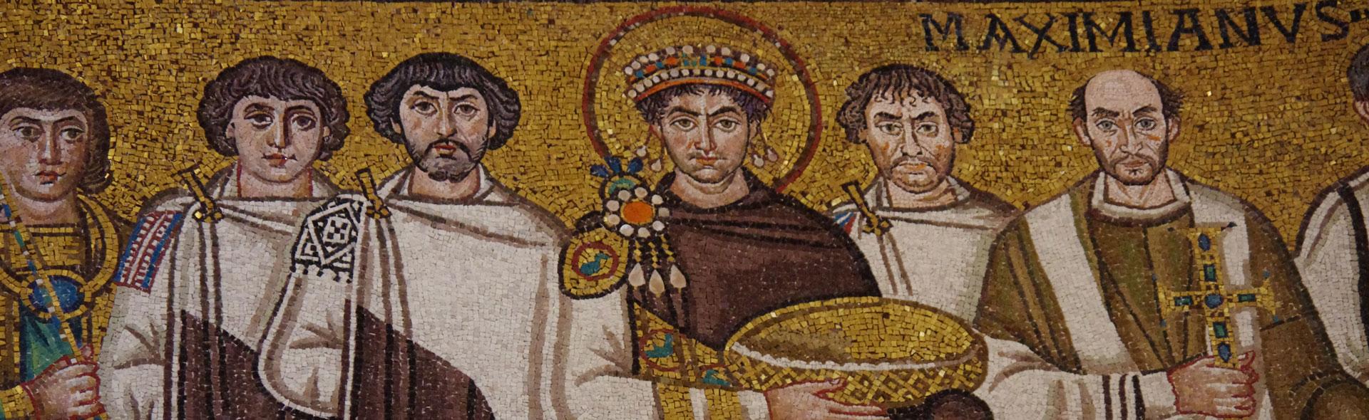 Ravenna, Stadt Theoderichs