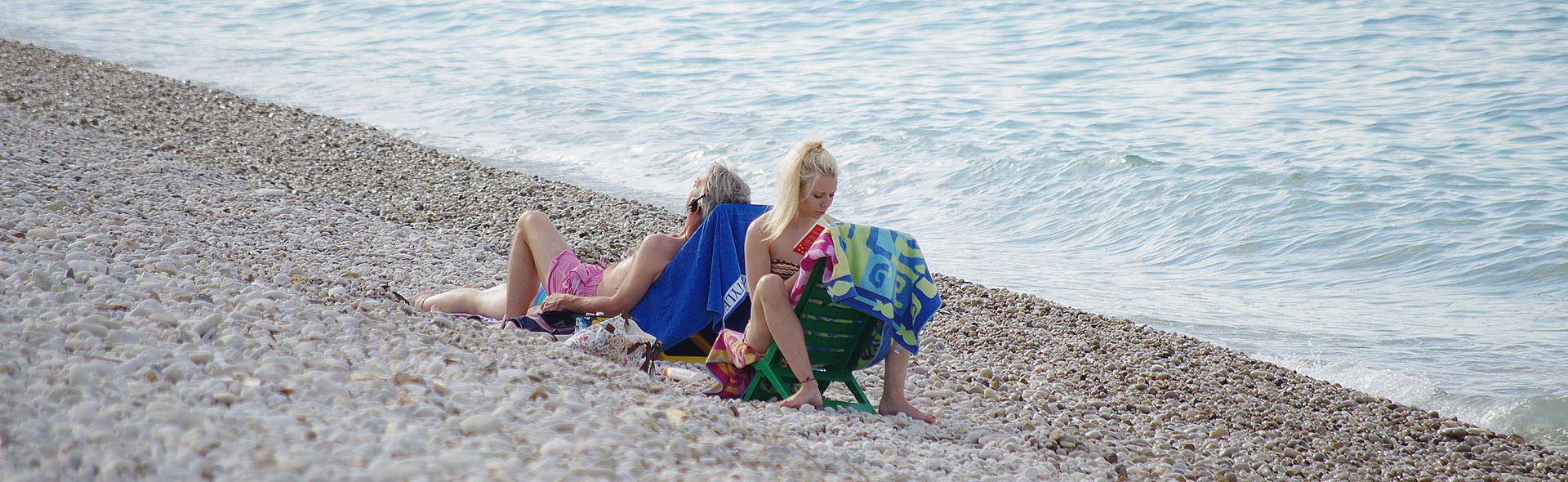 """""""Di Fonzo"""" versöhnt uns mit dem Meer"""