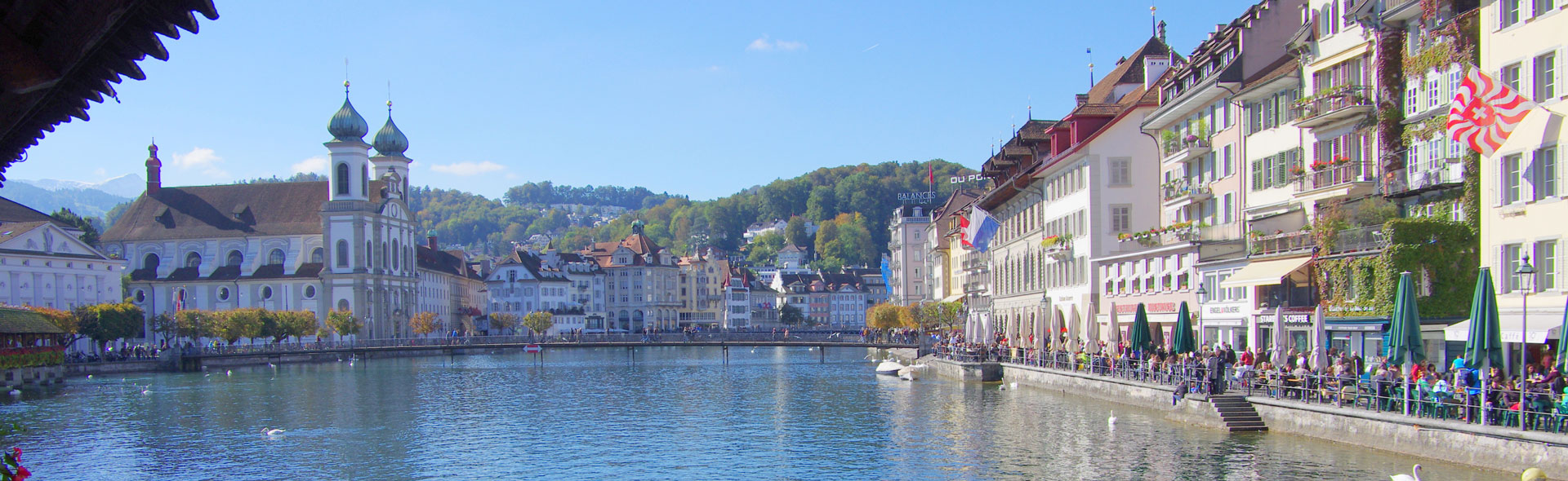 Luzern, schönste Stadt Europas?