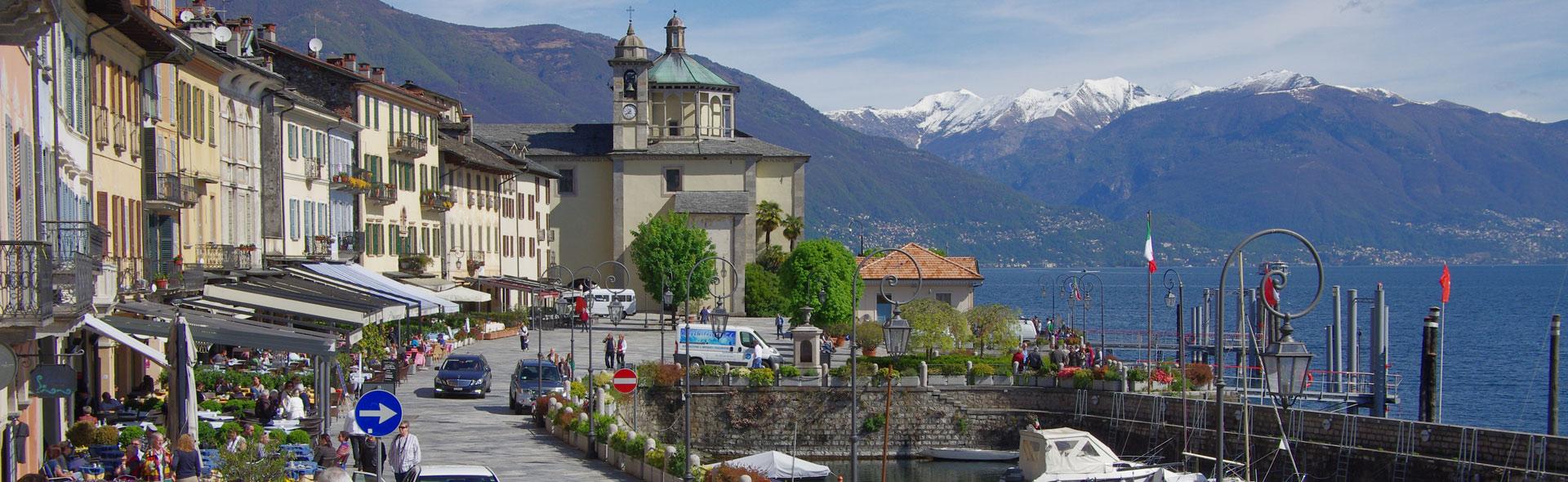 Von Cannobio nach Carmine Superiore