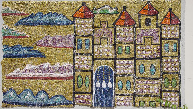 Ravenna, die Mosaikstadt