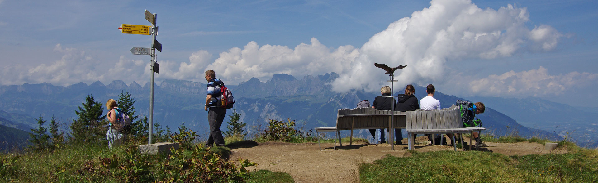 Auf der Märli Alp