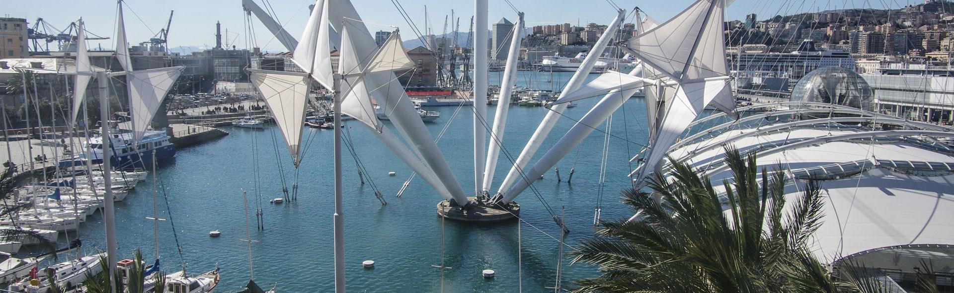 Genua, die Stadt Andrea Dorias