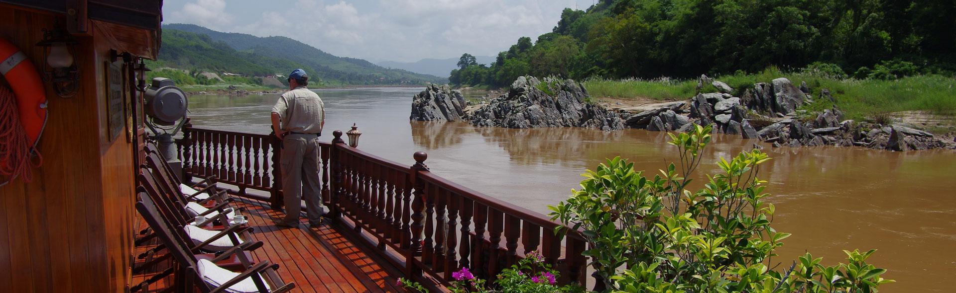 Laos – Land am Mekong