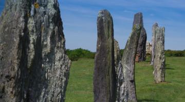 Mythische Steine in Saint-Just