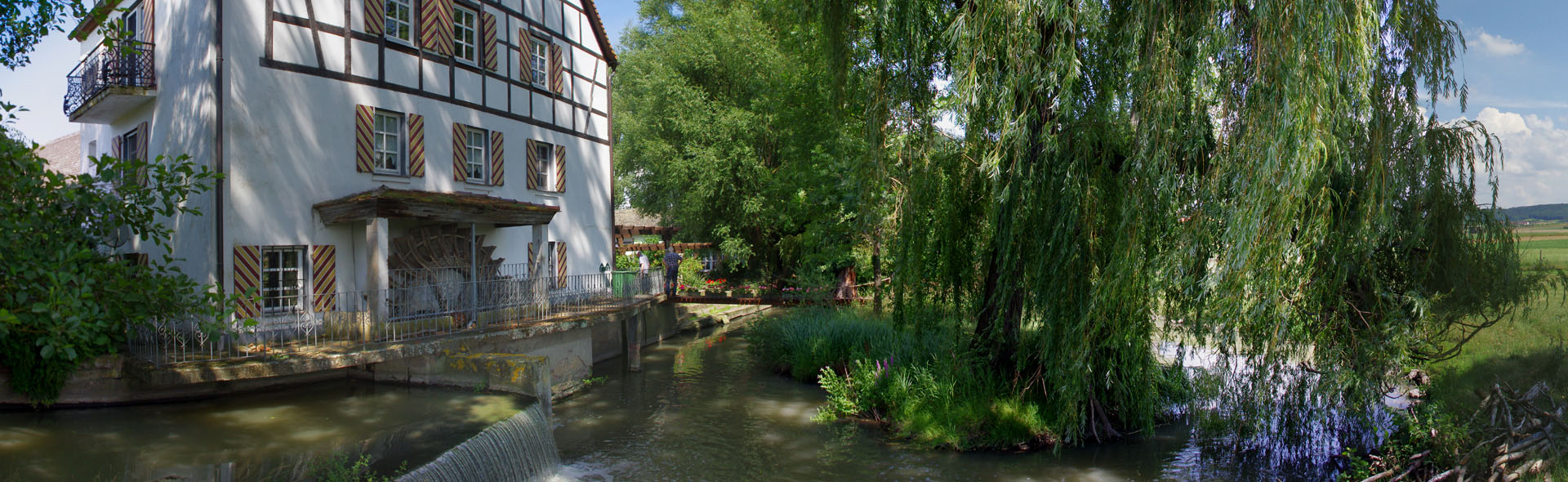 Die Oberndorfer Mühle