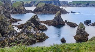 Der Süden der Bretagne (Reiseroute)