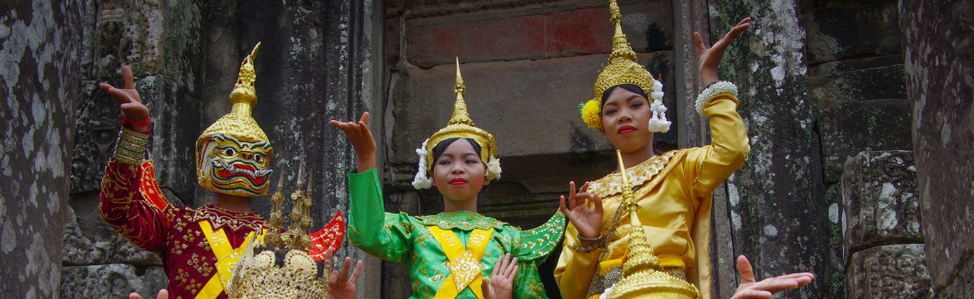 Kambodscha, Land der Tempelstädte
