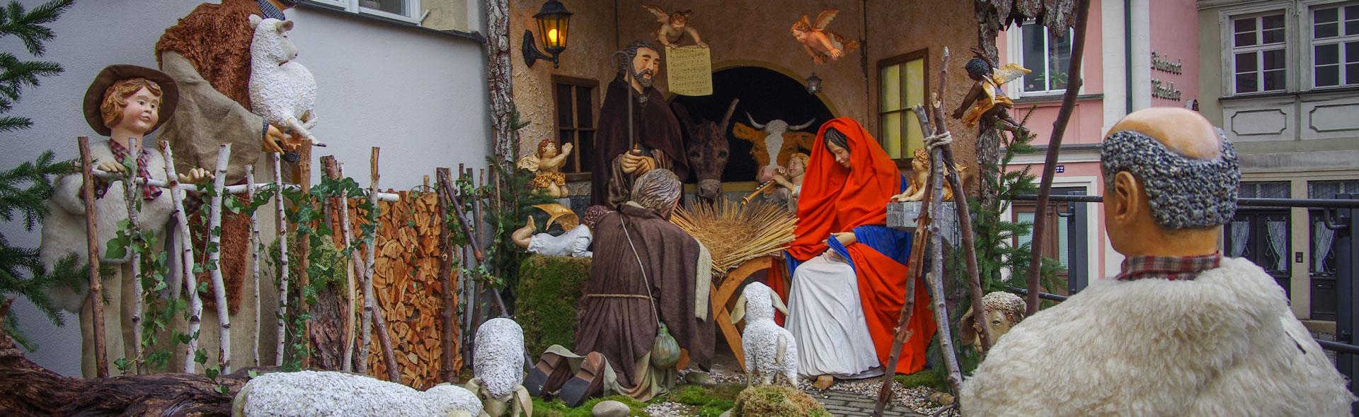 Das Weihnachtslamm