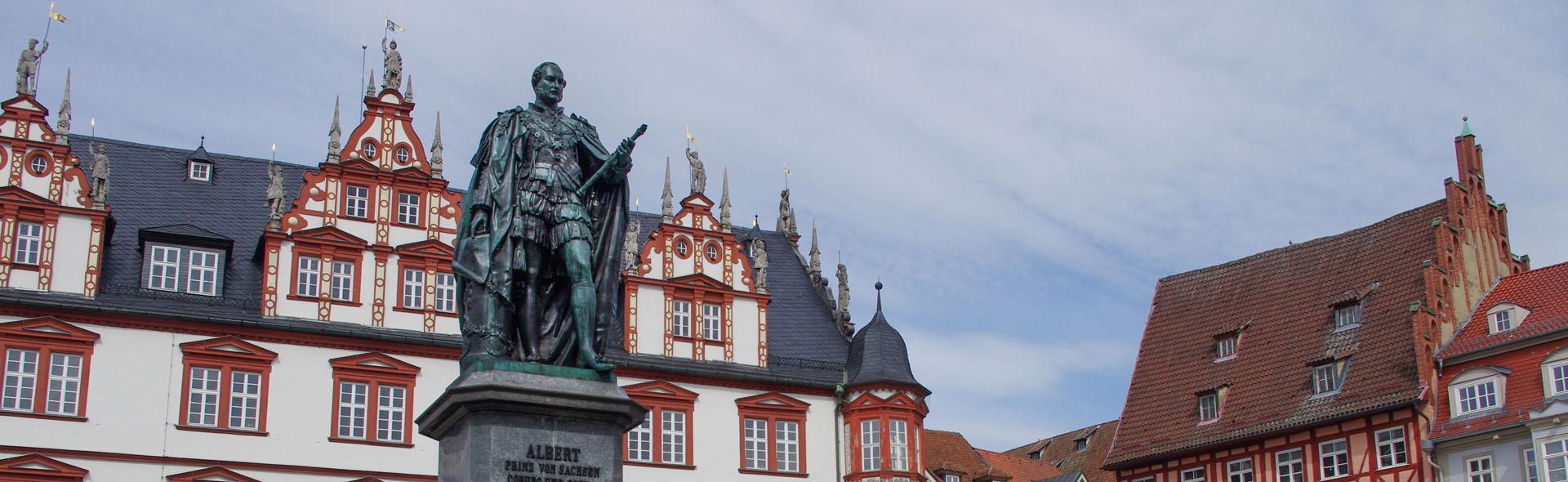 Coburg, Krone Frankens