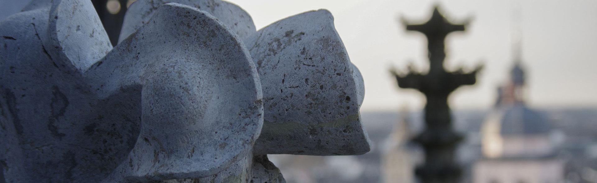 Der Stein vom Kölner Dom