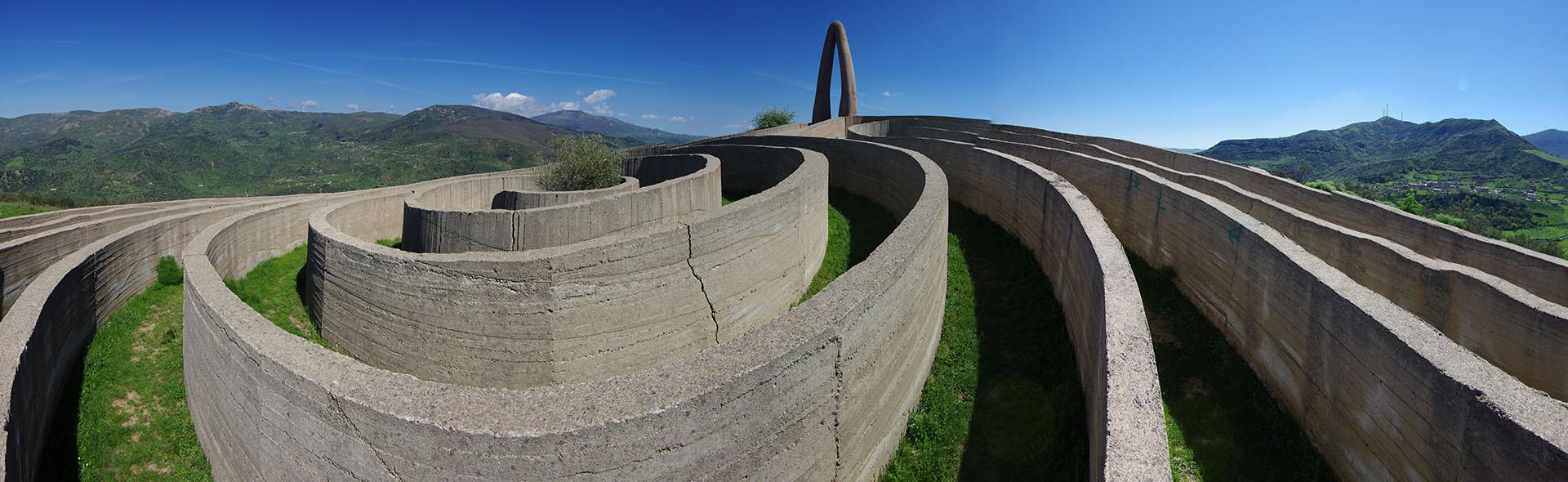 Sizilianische Betonkunst