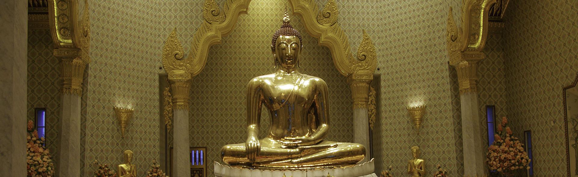 Der Gipsbuddha