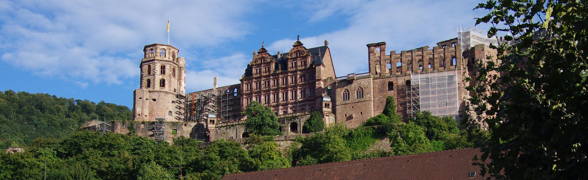 Heidelberg, Königin der Burgenstraße
