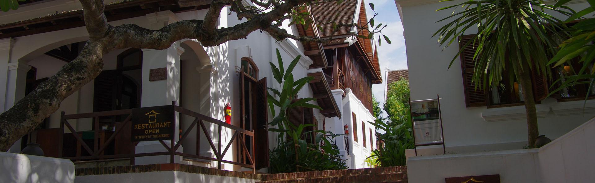 Königsstadt Luang Prabang