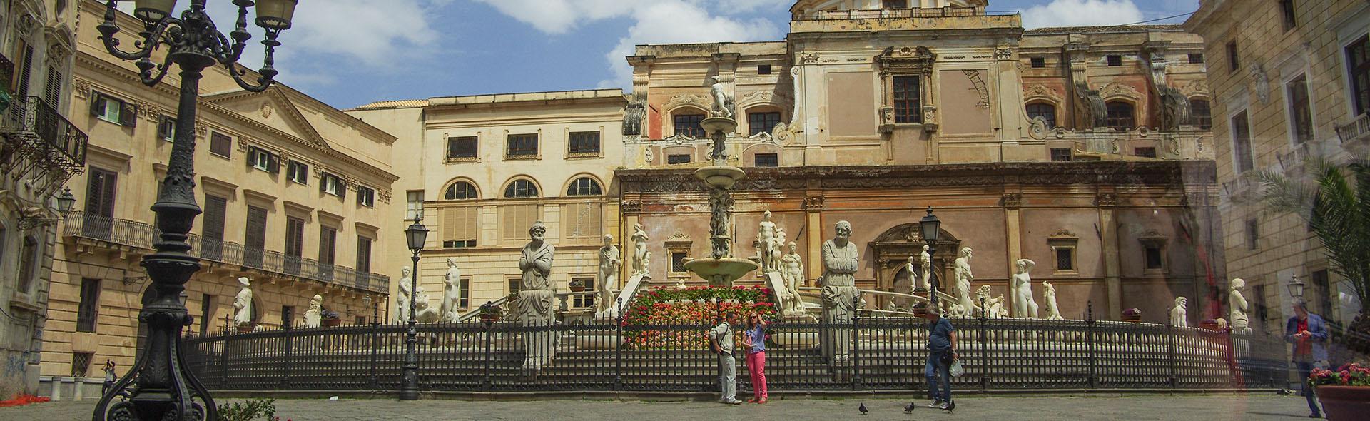Palermos morbider Charme