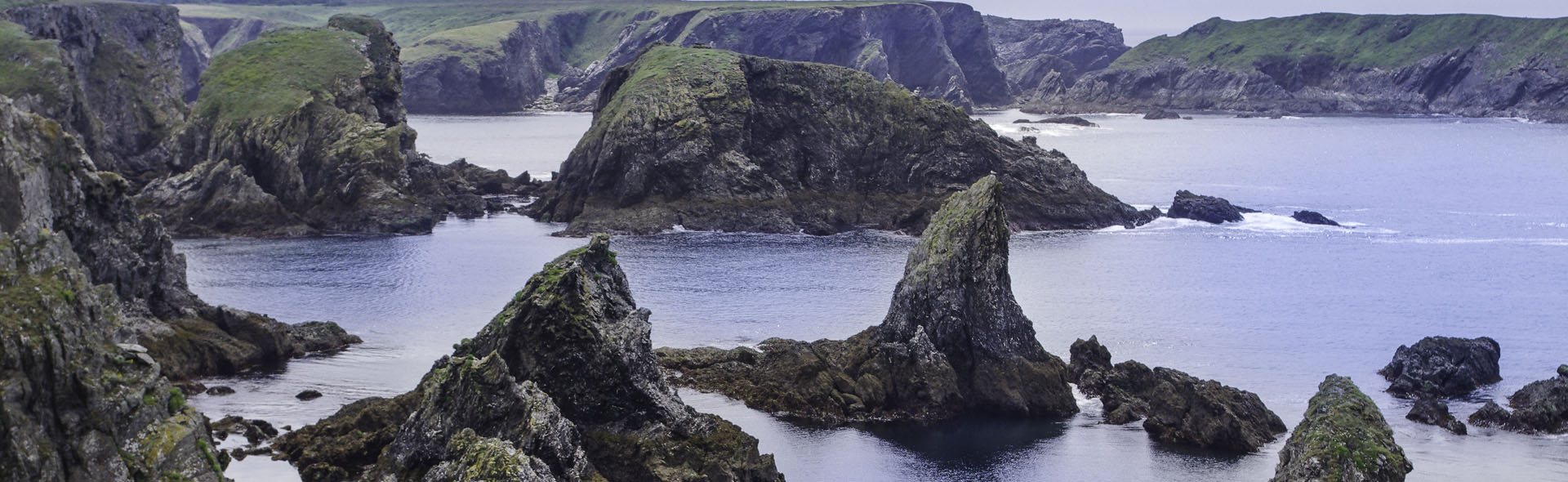 Die Belle-Ile aus dem Blickwinkel Claude Monets