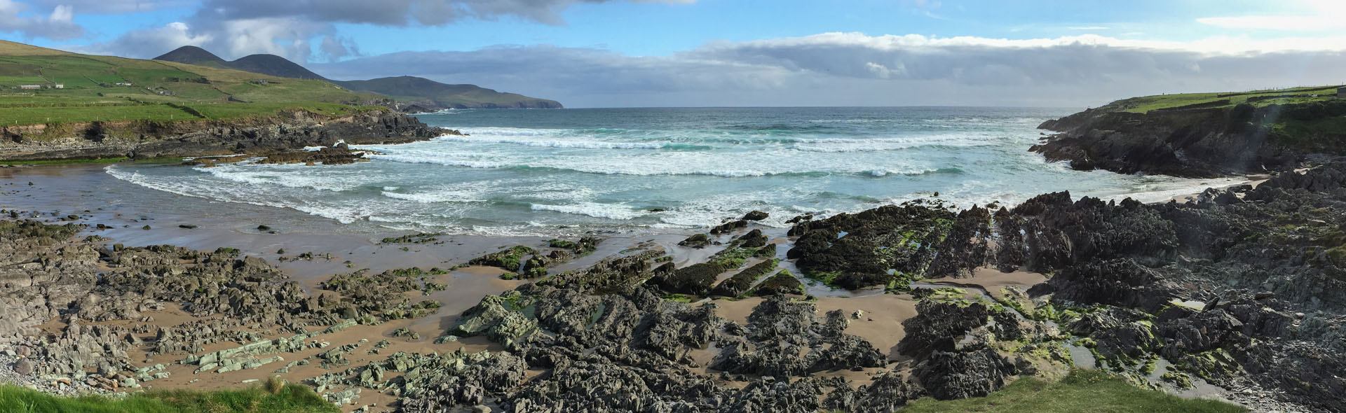 Der Skelligs Ring in Irland