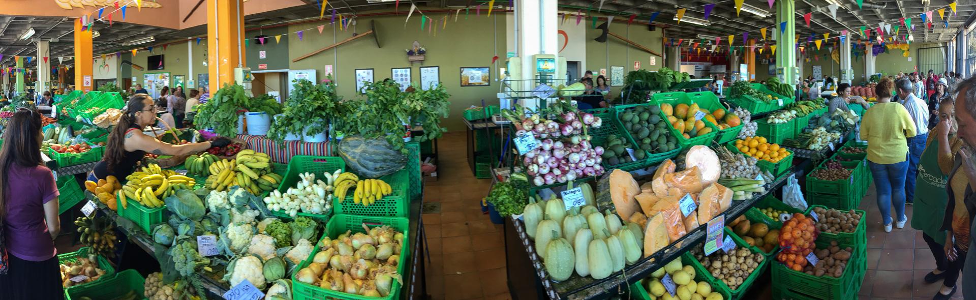 Der kanarische Bauernmarkt