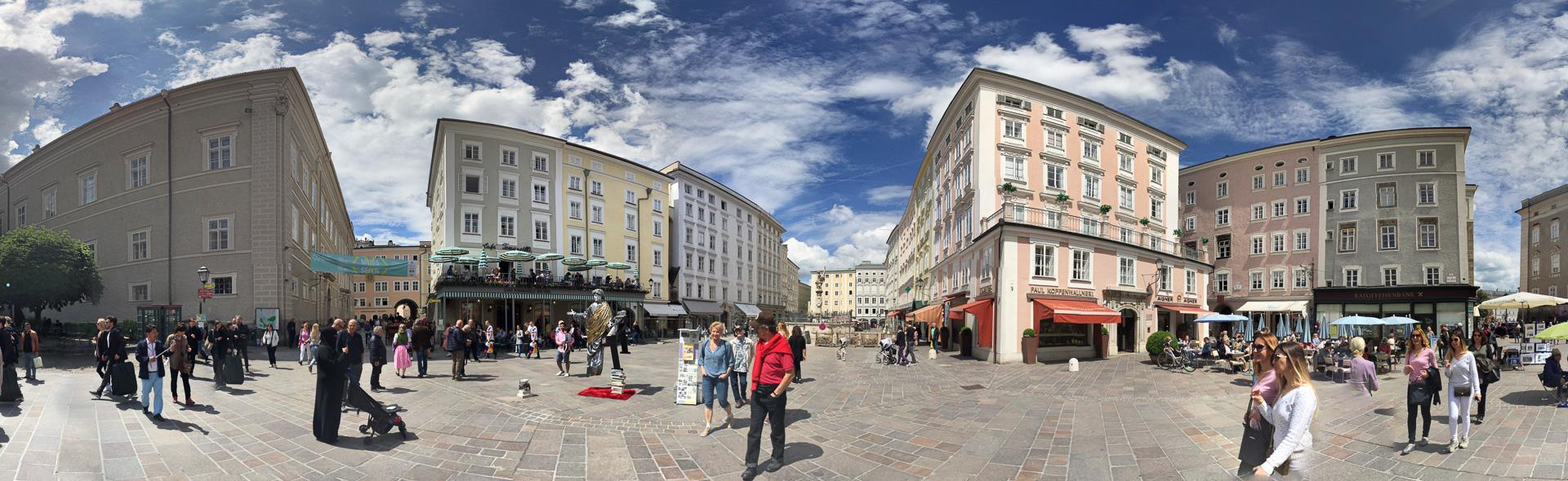 Salzburg auf Mozarts Spuren entdecken