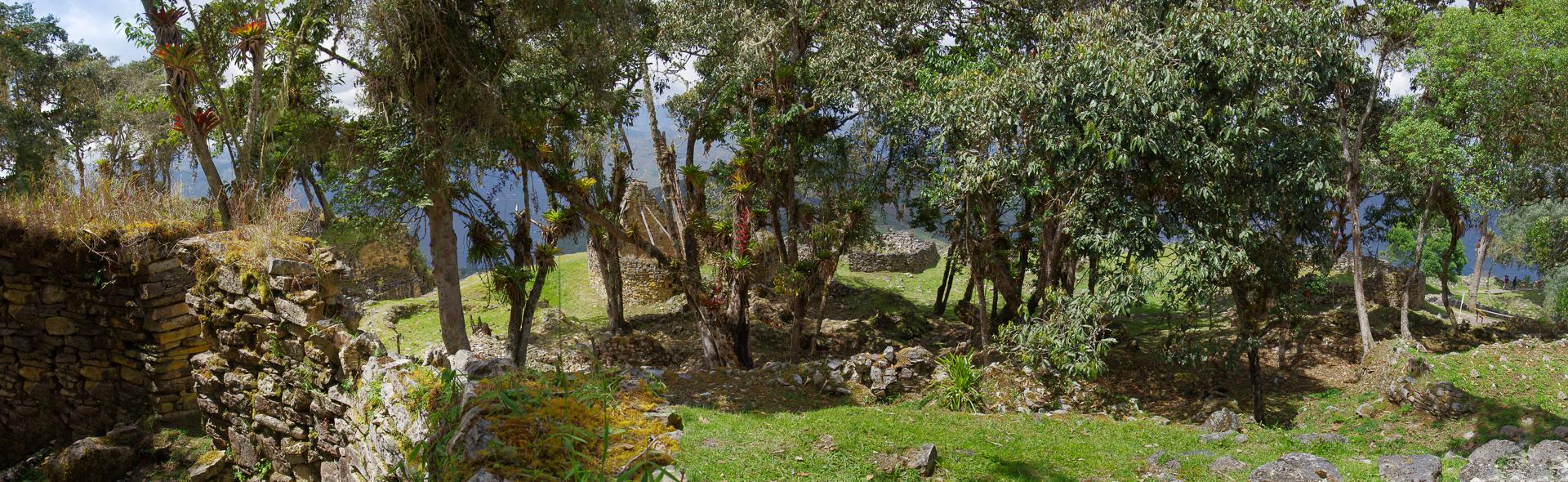 Kuelap, die Festung der Nebelkrieger