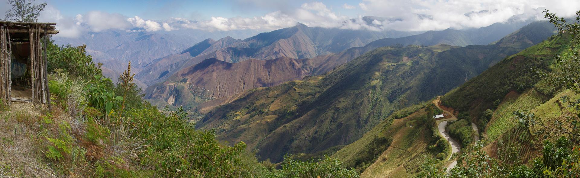 Abenteuer in den Anden Perus