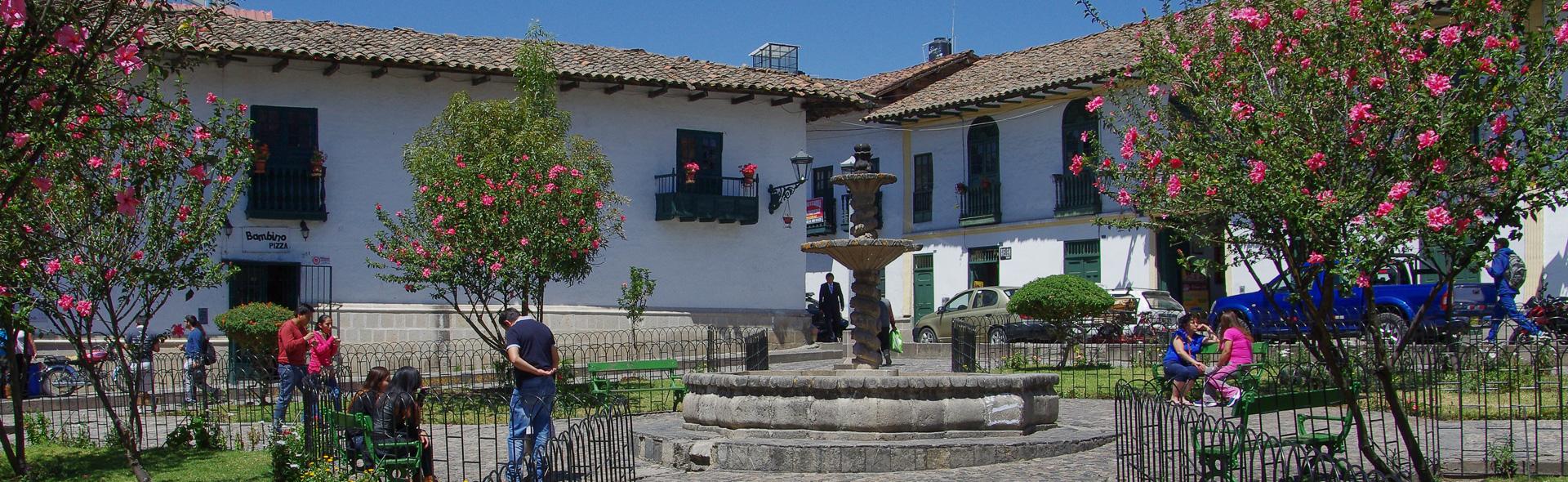Cajamarca, Traumstadt in den Anden