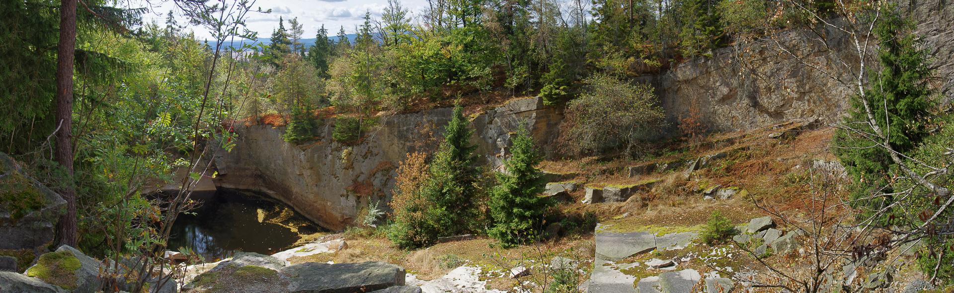 Granit und Gold am Epprechtstein