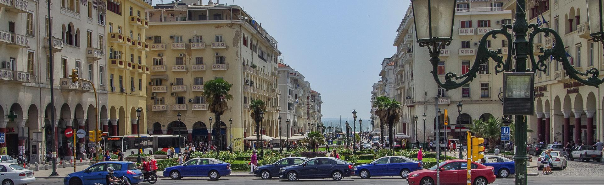 Thessaloniki, Schmelztiegel Makedoniens