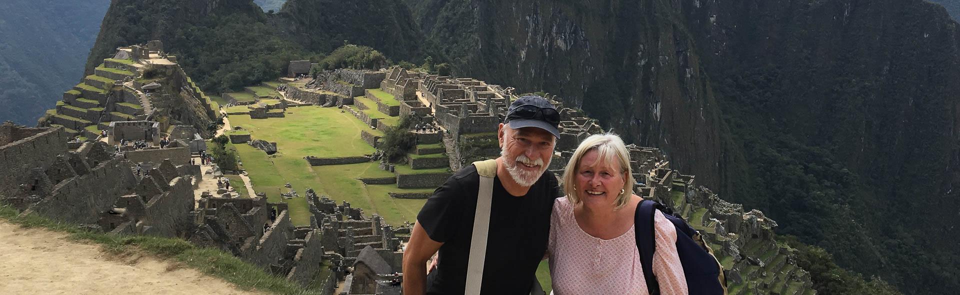 Machu Picchu – Tempel im Nebelwald