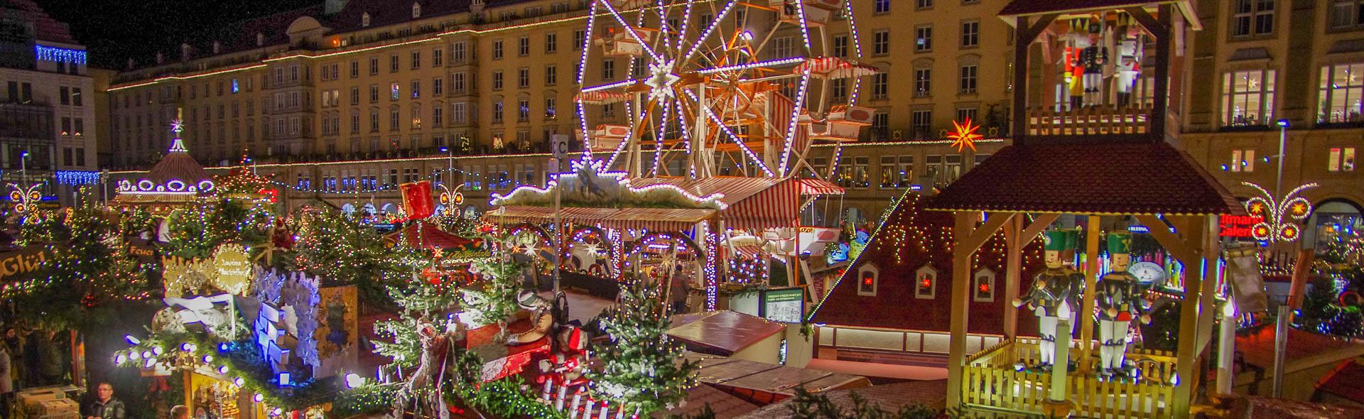 Advent und Weihnacht in Dresden